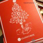 Recenzja: grudniowy Glossybox 2013