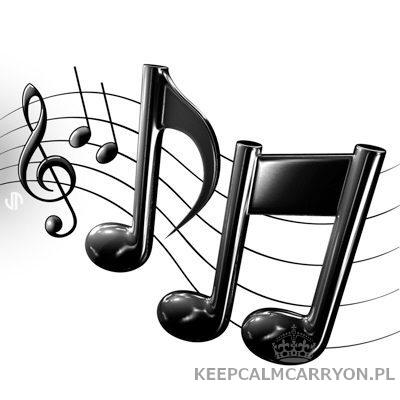keepcalmcarryon-music notes