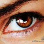 Kolor oka, a makijaż cz. 3 – oczy brązowe