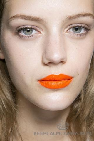keepcalmcarryon-spring makeup