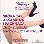 Kampania z Streetcom: Playboy