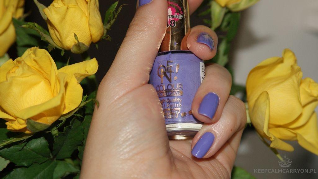 keepcalmcarryon-lakieromania alle paznokcie fiolet (1)