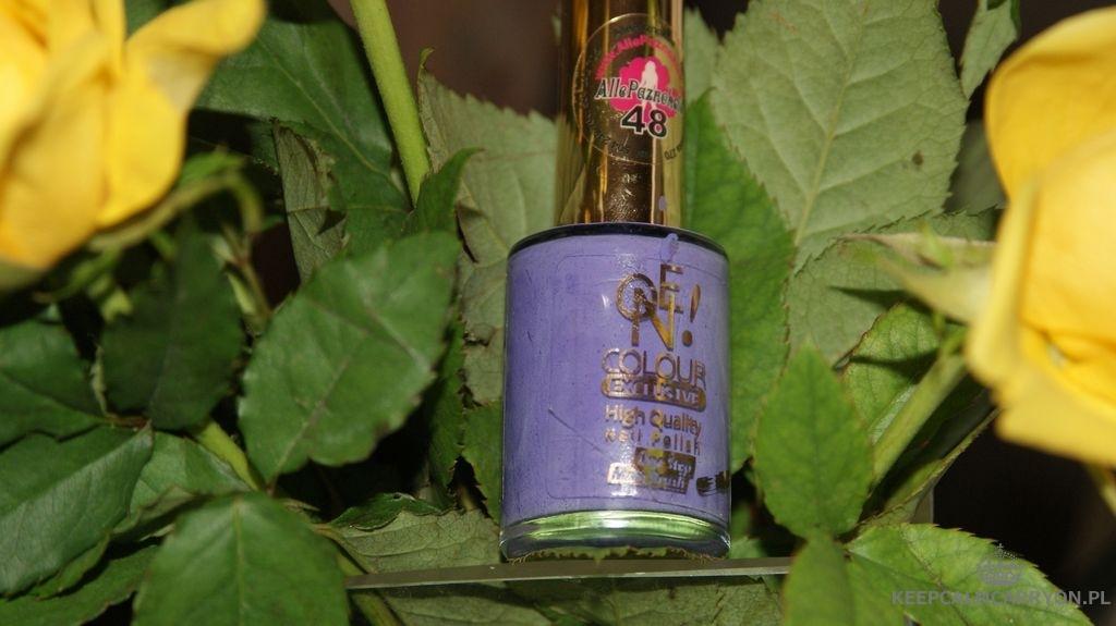 keepcalmcarryon-lakieromania alle paznokcie fiolet (5)