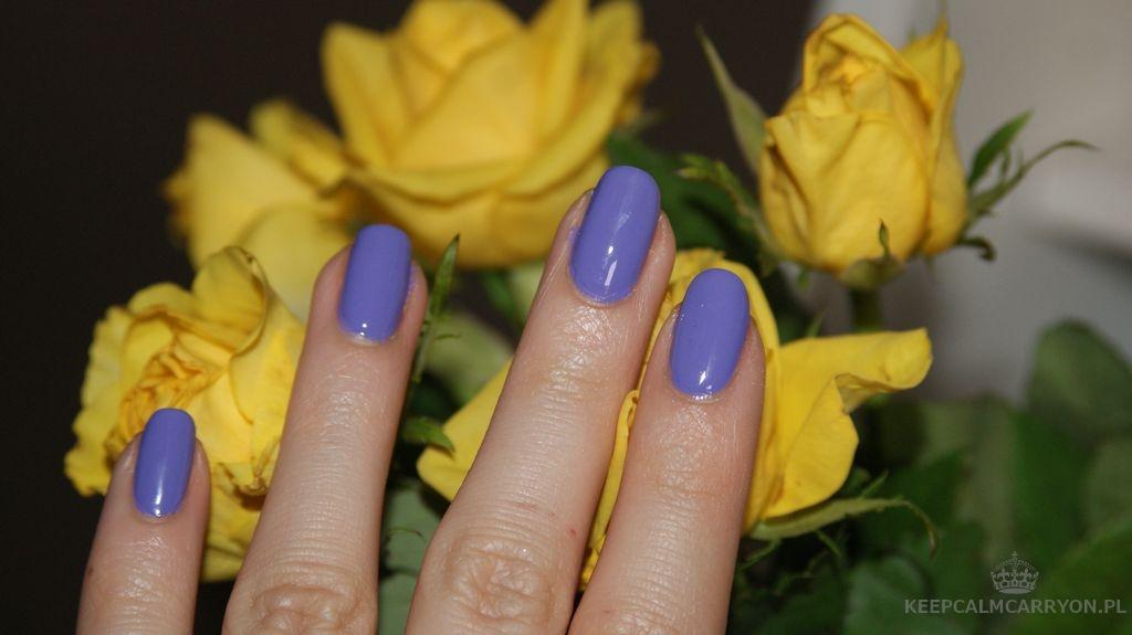 keepcalmcarryon-lakieromania alle paznokcie fiolet (6)