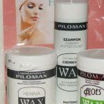 Recenzja: Pilomax Henna Wax