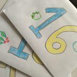 DIY: kalendarz adwentowy dla dzieci