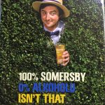 Kampania: Somersby Pear 0%